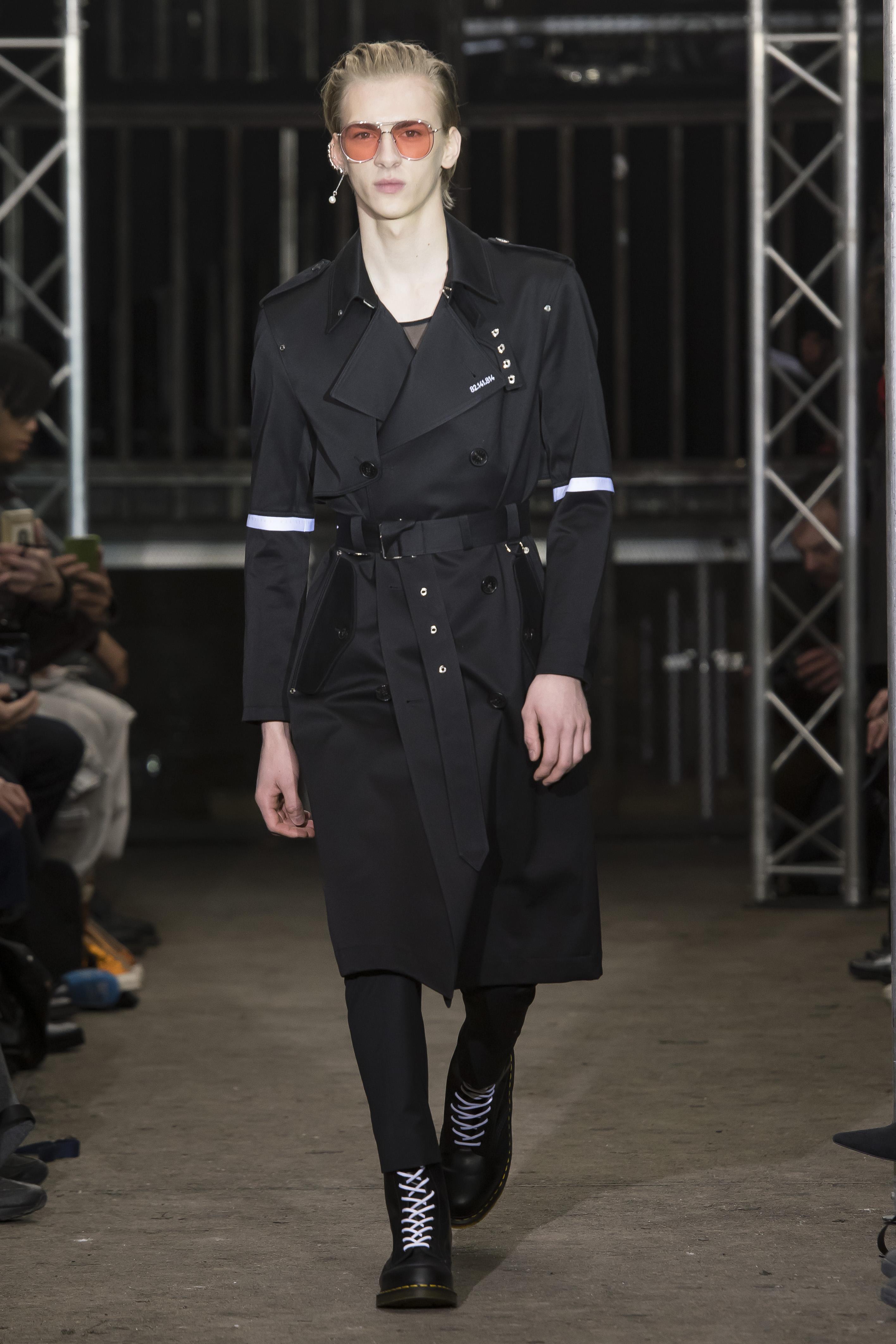 Icosae 融合朋克文化满足时尚幻想